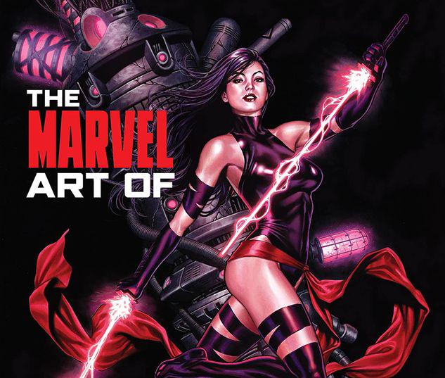 MARVEL MONOGRAPH: THE ART OF MARK BROOKS TPB #1