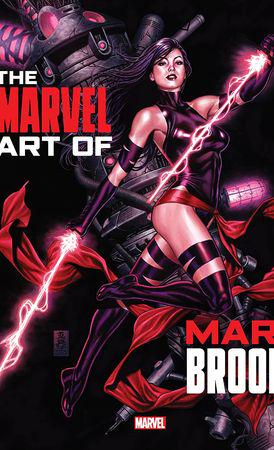 Marvel Monograph: The Art Of Mark Brooks  (Trade Paperback)