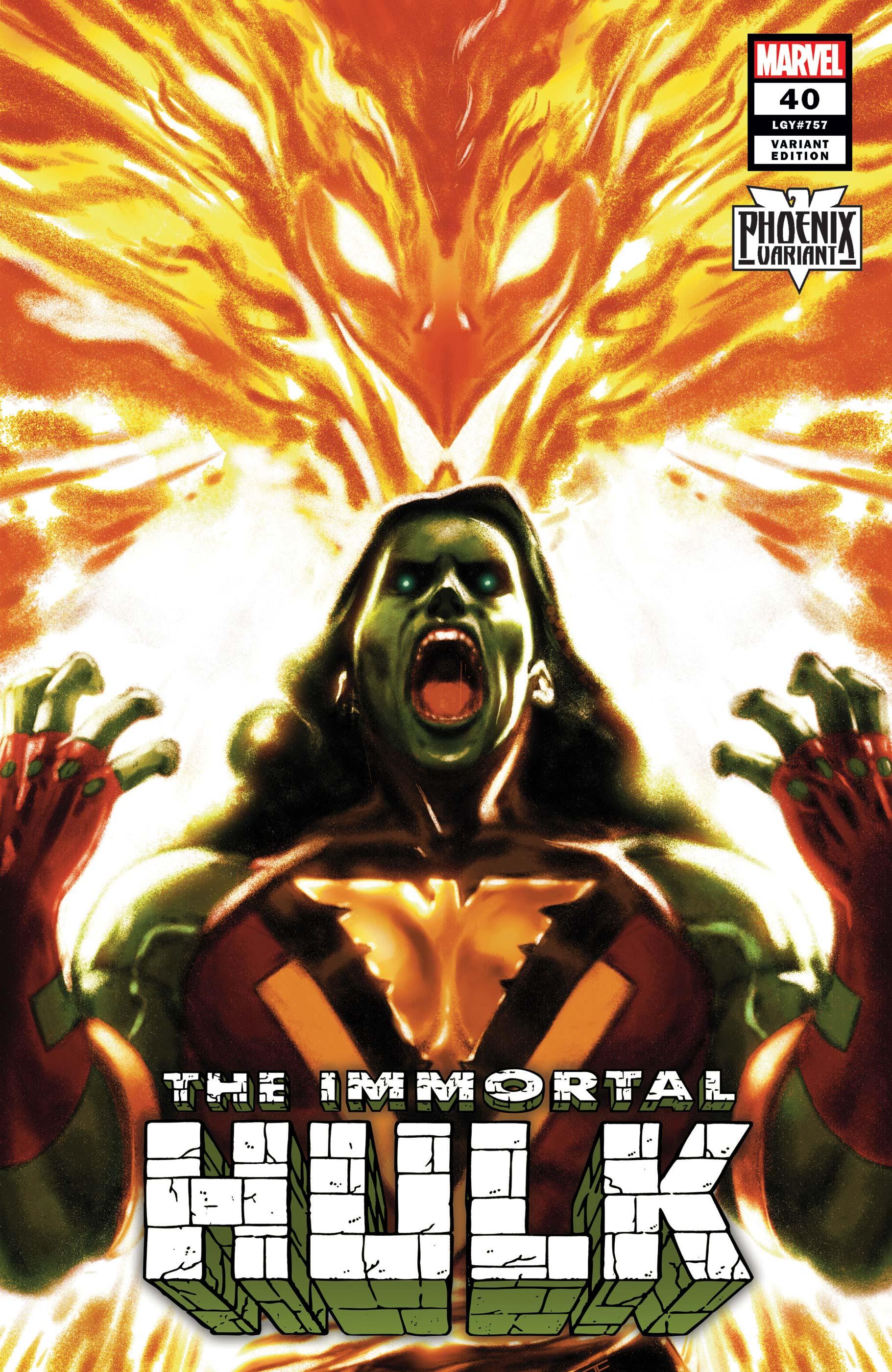Immortal Hulk (2018) #40 (Variant)