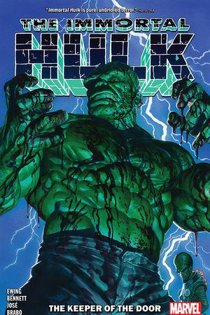 Immortal Hulk Vol. 8: The Keeper Of The Door (Trade Paperback)