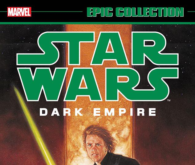 STAR WARS LEGENDS EPIC COLLECTION: THE NEW REPUBLIC VOL. 5 TPB #5