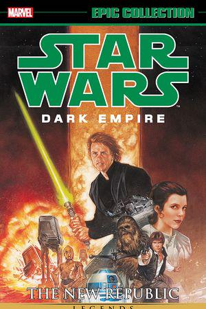 Star Wars Legends Epic Collection: The New Republic Vol. 5 (Trade Paperback)