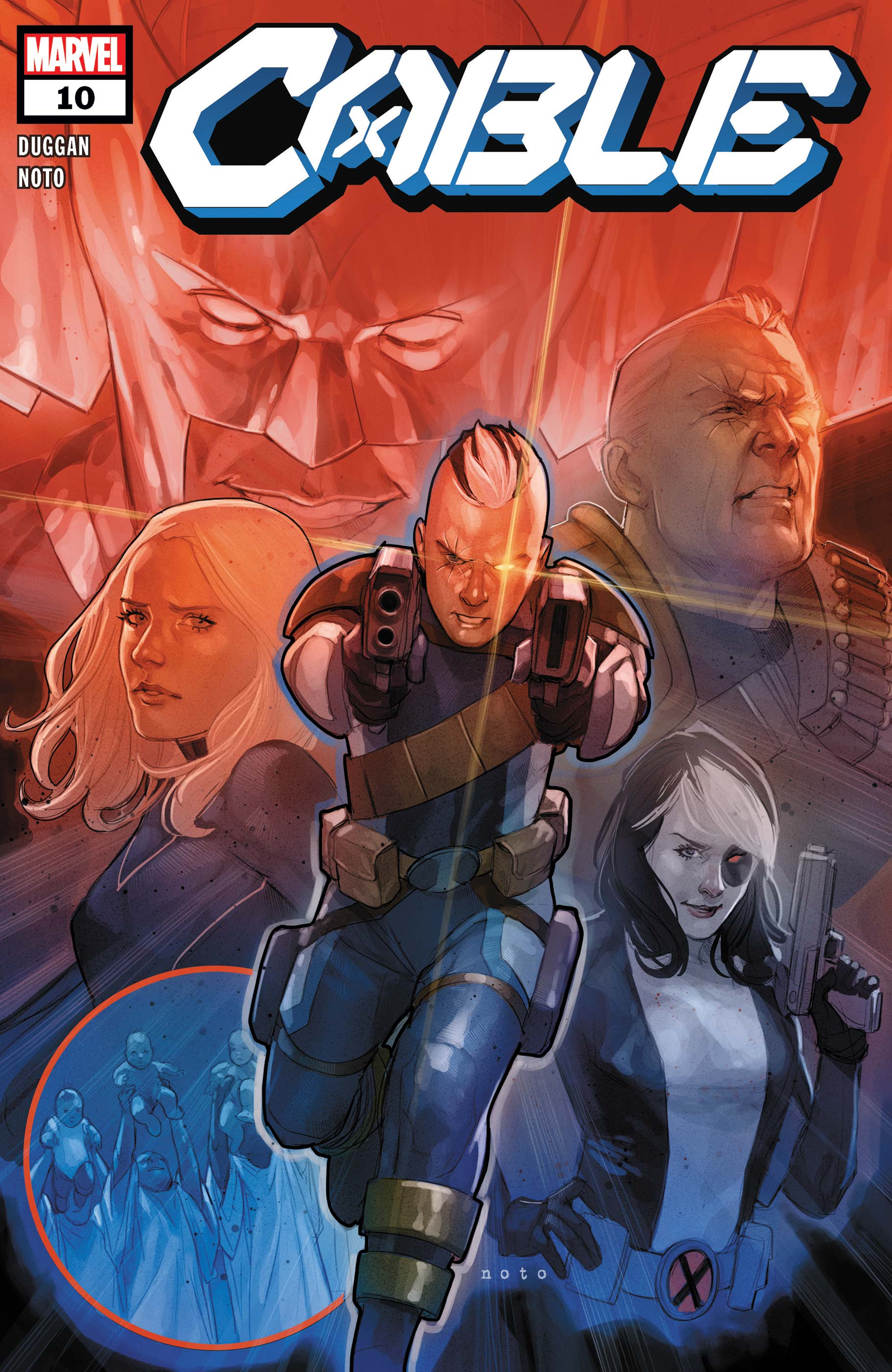 Cable (2020) #10