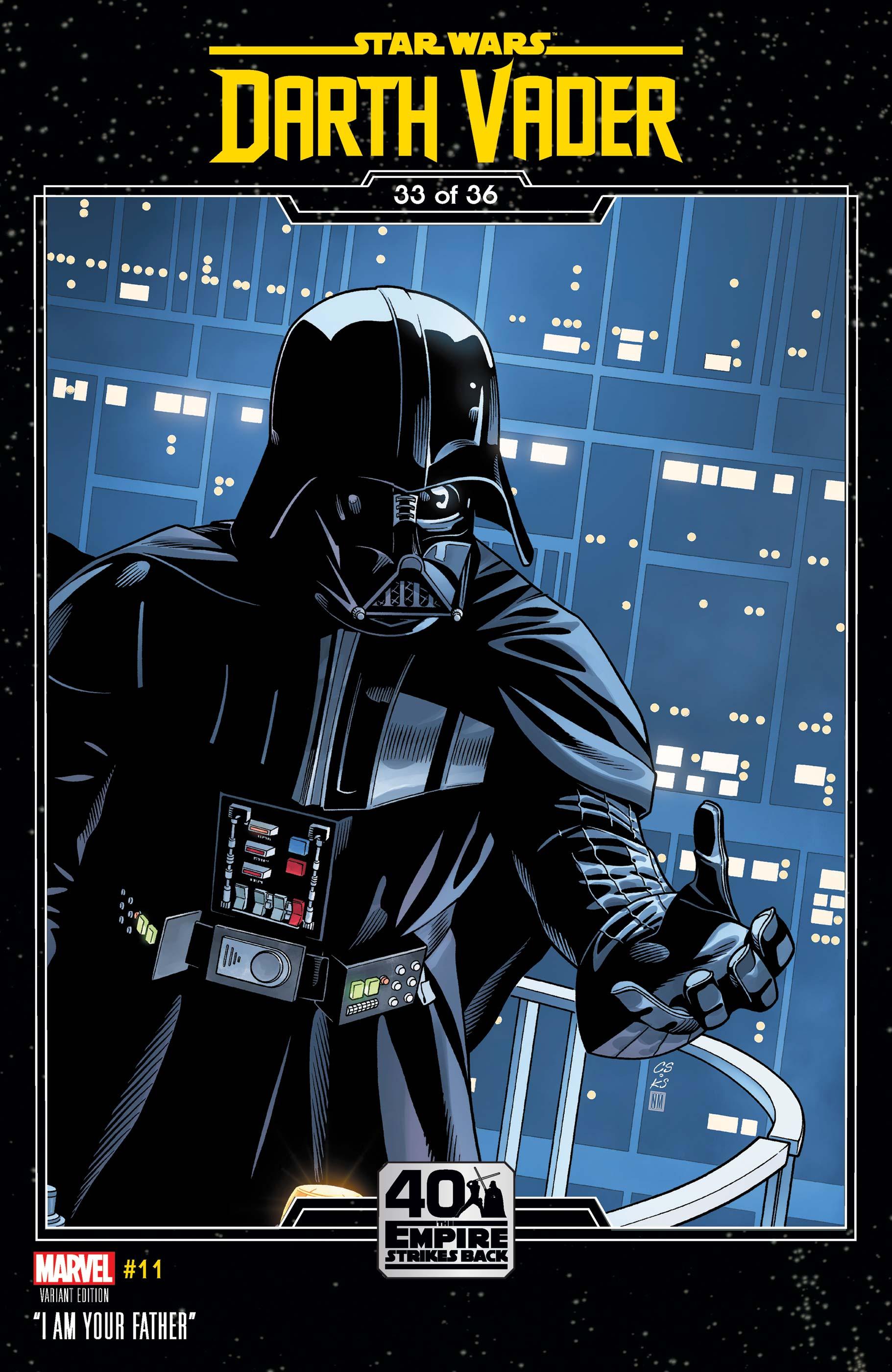 Star Wars: Darth Vader (2020) #11 (Variant)