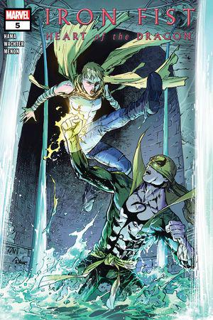 Iron Fist: Heart of the Dragon #5