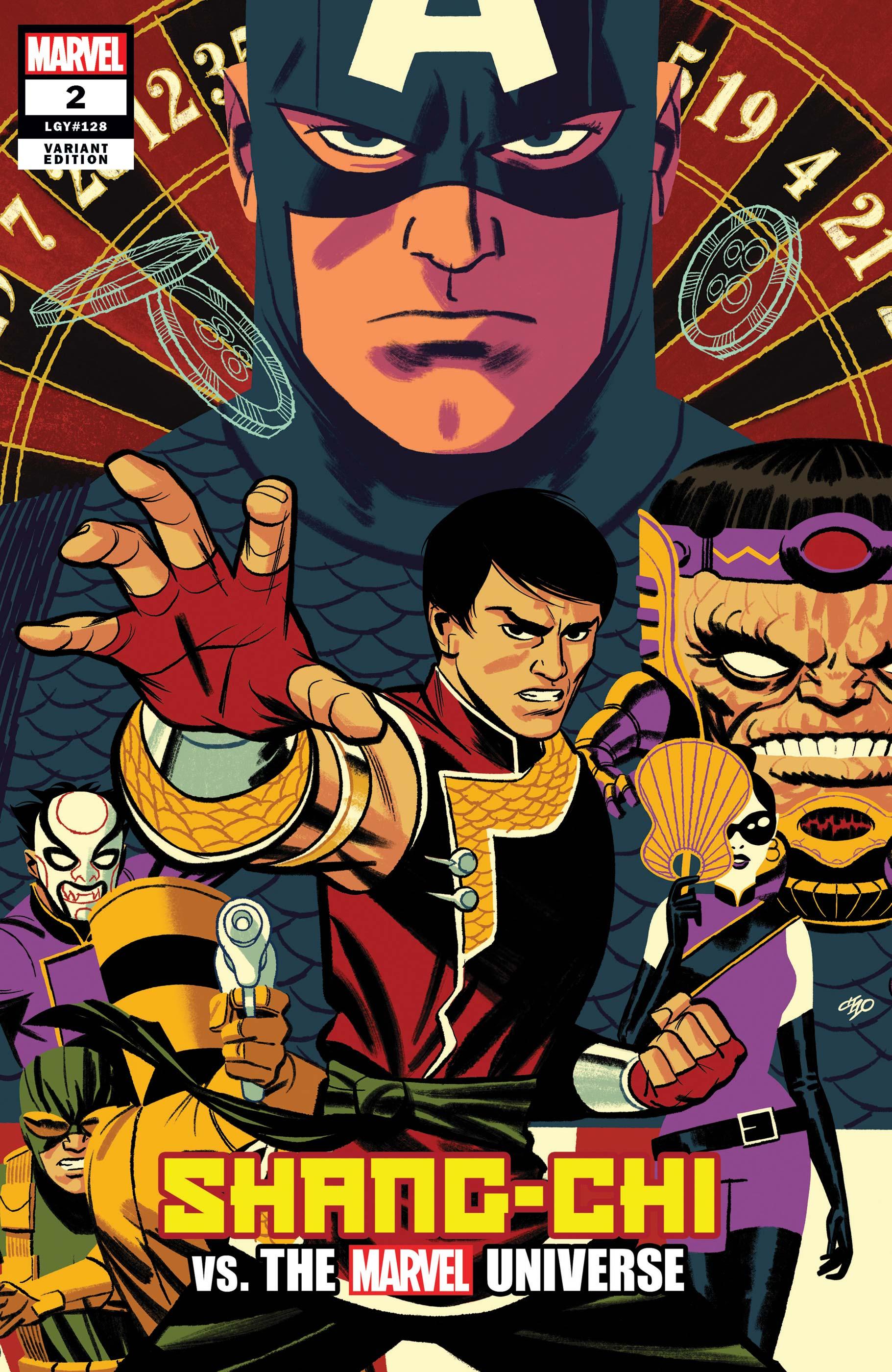 Shang-Chi (2021) #2 (Variant)