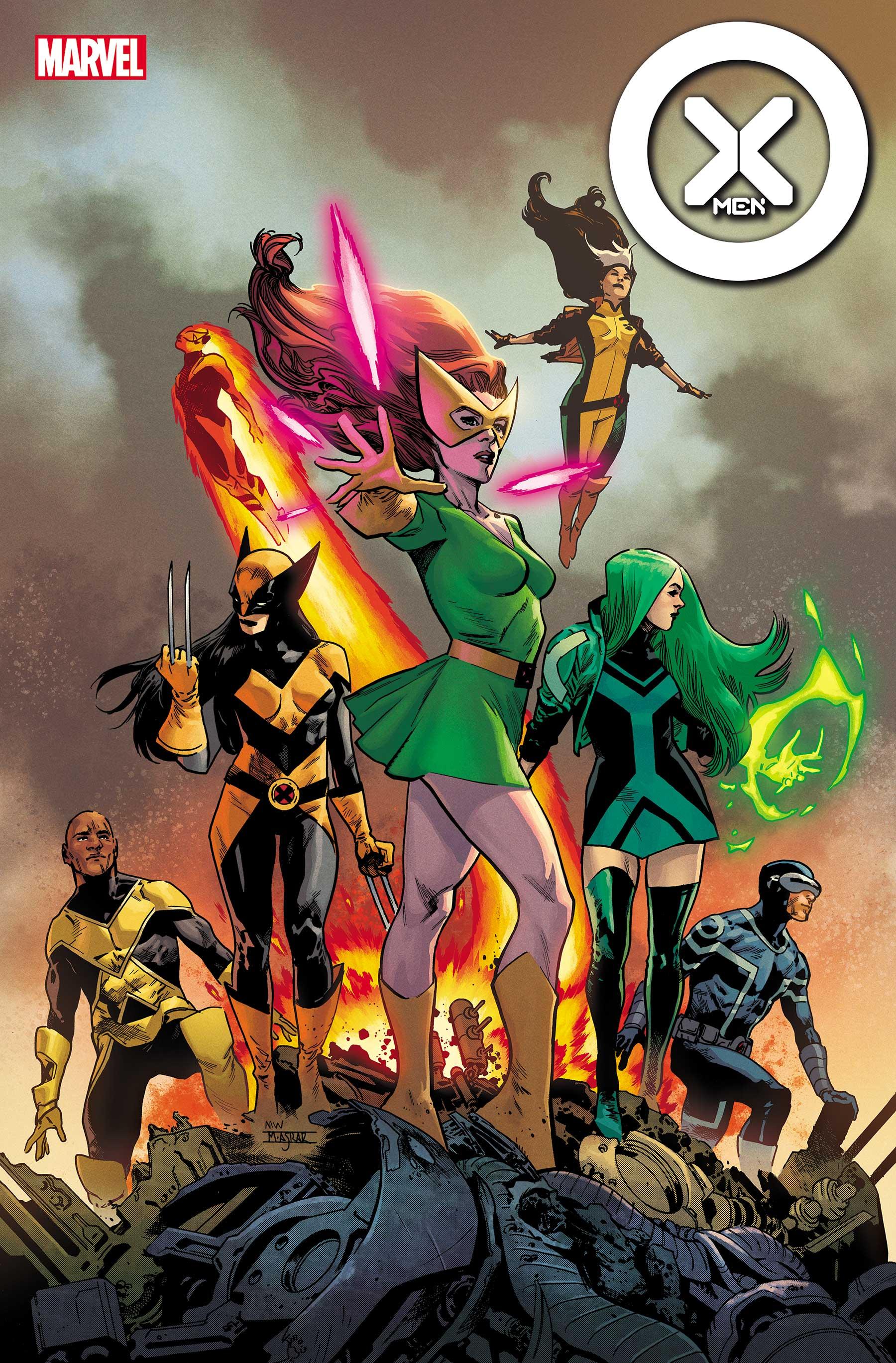 X-Men (2021) #2 (Variant)