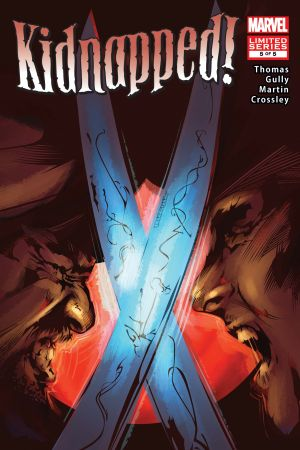 Marvel Illustrated: Kidnapped! #5