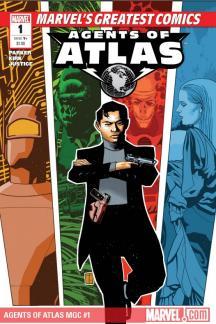 Agents of Atlas MGC #1