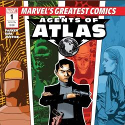 Agents of Atlas MGC (2010) #1