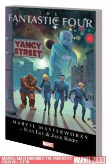 Marvel Masterworks: The Fantastic Four Vol. 3 (Trade Paperback)