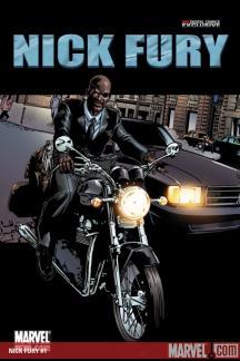 Nick Fury (2008) #1