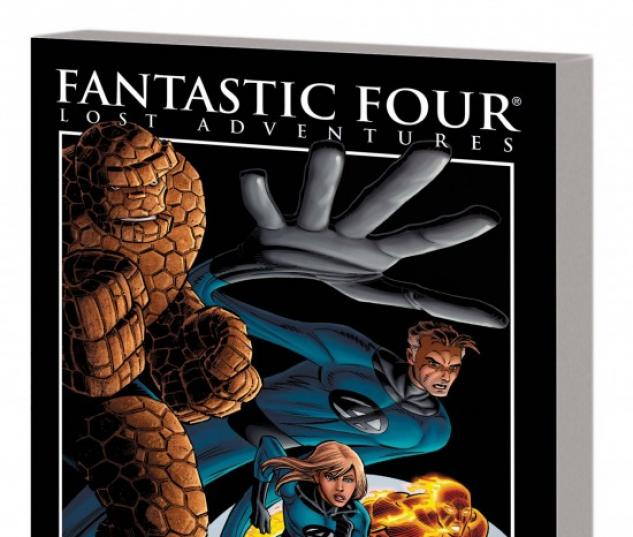 FANTASTIC FOUR: LOST ADVENTURES BY STAN LEE