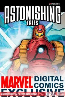 Astonishing Tales: Iron Man 2020 Digital Comic #6