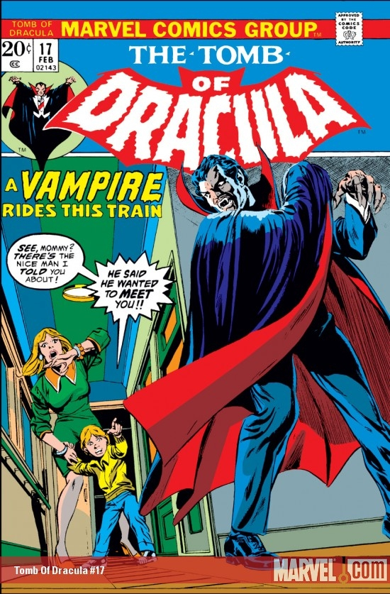 Tomb of Dracula (1972) #17