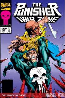 The Punisher War Zone #27