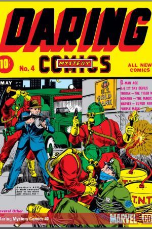 Daring Mystery Comics (1940) #4