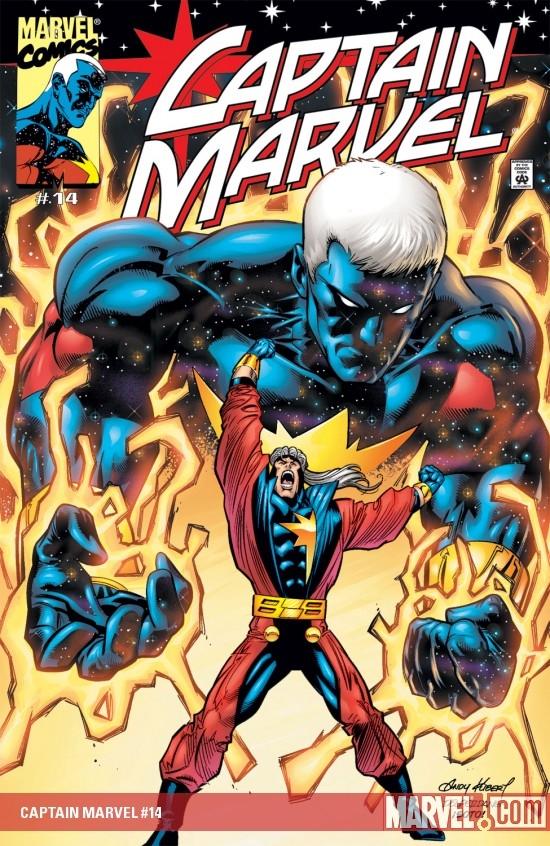 Captain Marvel (2000) #14