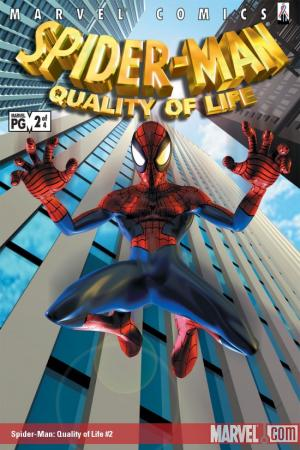 Spider-Man: Quality of Life (2002) #2