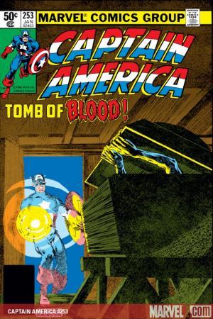 Captain America (1968) #253