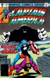 CAPTAIN AMERICA #251 COVER