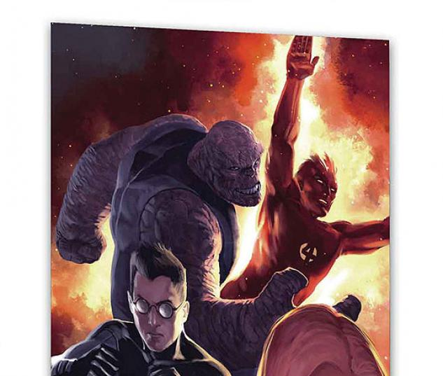 ULTIMATE FANTASTIC FOUR VOL. 10: GHOSTS #0