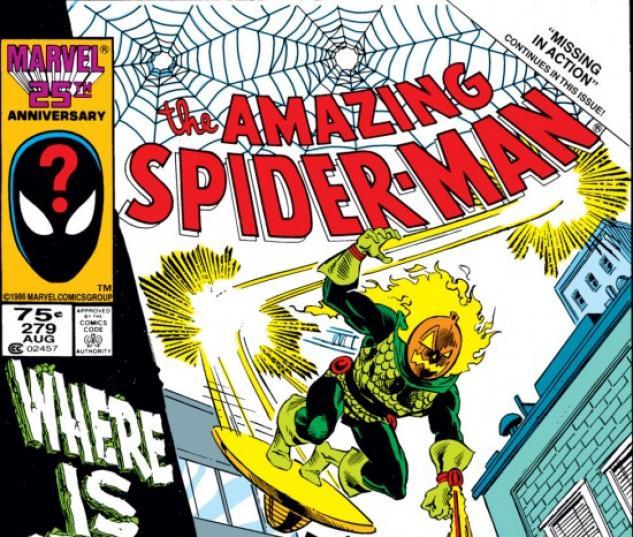 AMAZING SPIDER-MAN (1995) #279 COVER