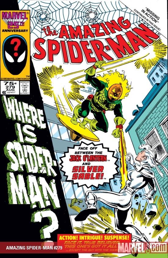The Amazing Spider-Man (1963) #279