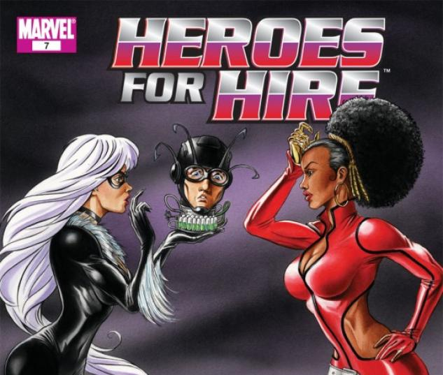 HEROES FOR HIRE #7