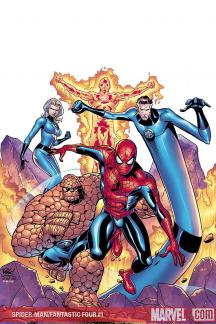 Spider-Man and the Fantastic Four #1