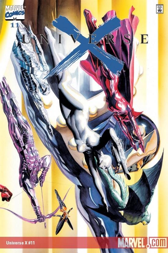 Universe X (2000) #11