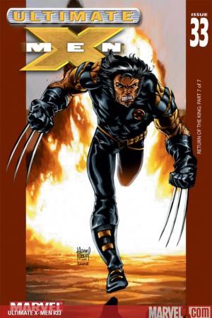 Ultimate X-Men (2000) #33