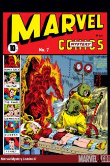 Marvel Mystery Comics #7