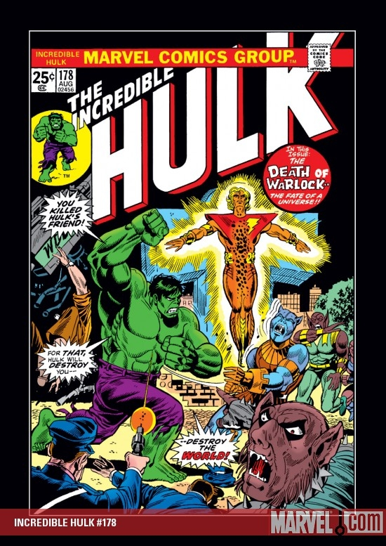 Incredible Hulk (1962) #178