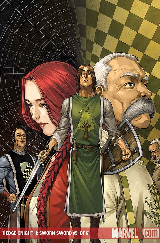 Hedge Knight II: Sworn Sword (2007) #5