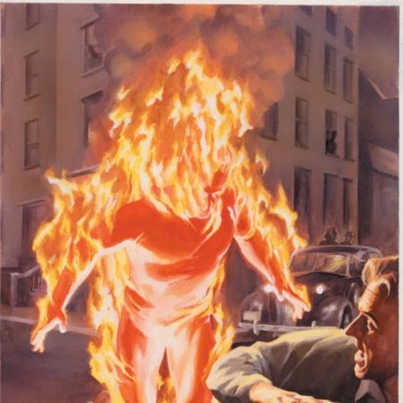 Marvels (1994) #1