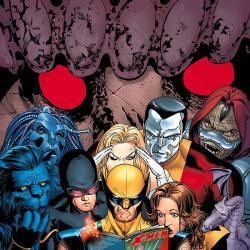 ASTONISHING X-MEN SAGA (2008) #1 COVER