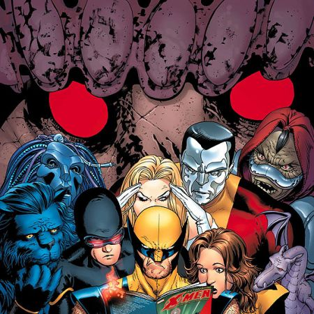 ASTONISHING X-MEN SAGA (2008) #1 COVER