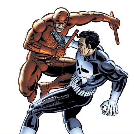 Daredevil Vs. Punisher (2005)