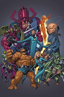 Official Handbook of the Marvel Universe (2004) #14 (FANTASTIC FOUR)
