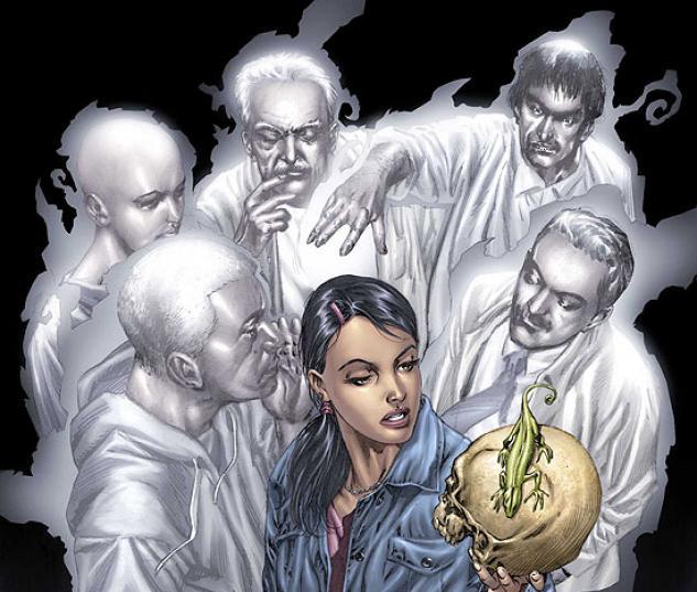 SPELLBINDERS (2007) #2 COVER