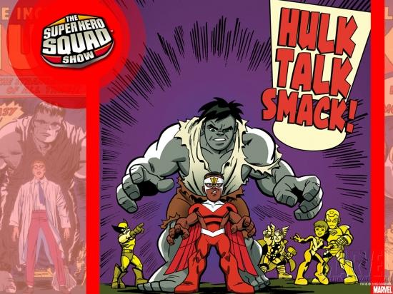 Super Hero Squad (2010) #3 Wallpaper