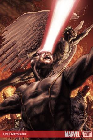X-Men (2004) #206 (VARIANT)