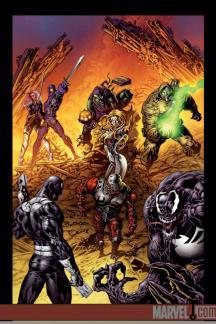 Thunderbolts (2006) #110 (Leinil Yu Variant Cover)