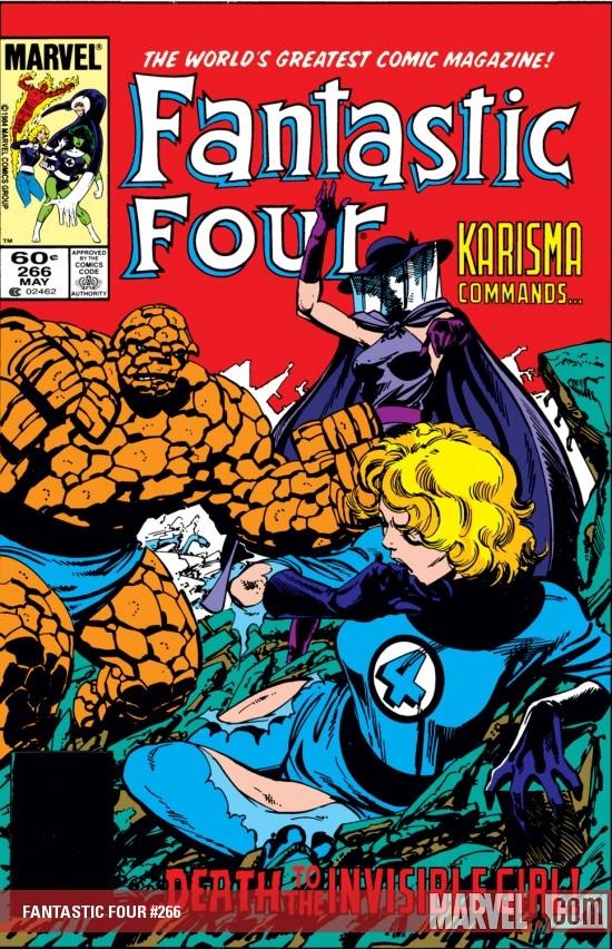 Fantastic Four (1961) #266