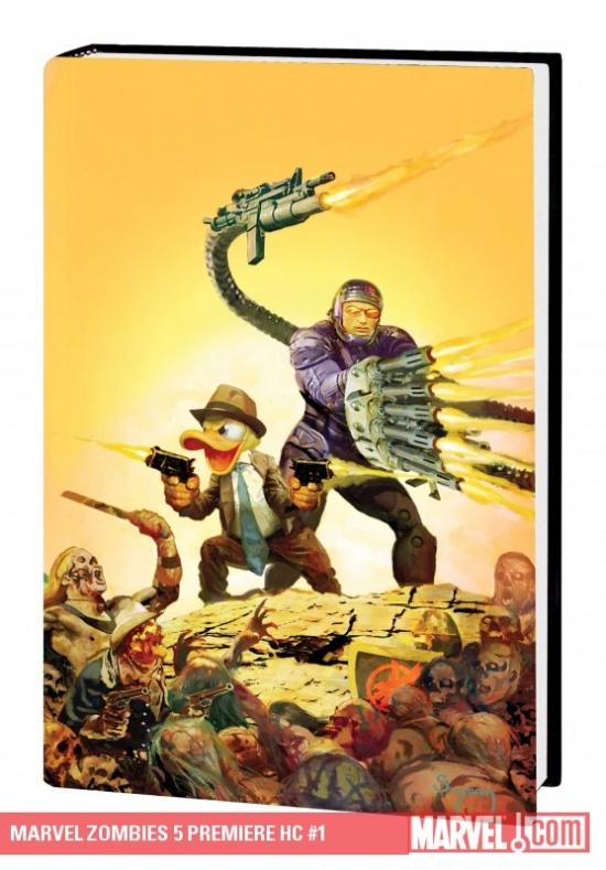 Marvel Zombies 5 (Hardcover)