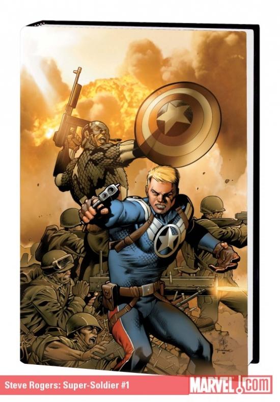 Steve Rogers: Super-Soldier (Hardcover)