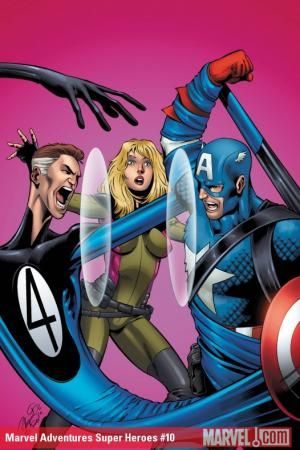 Marvel Adventures Super Heroes #10