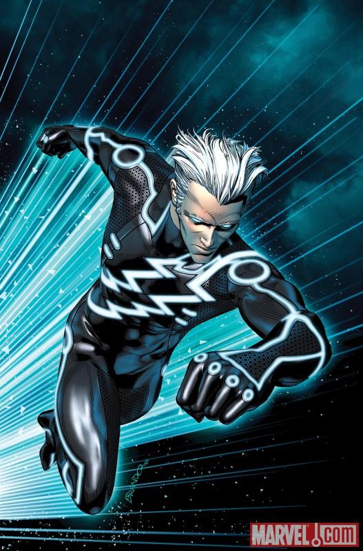 Avengers Academy (2010) #7 (TRON VARIANT)