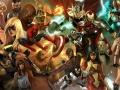 Avengers #7 Djurdjevic Gatefold Variant Part 2